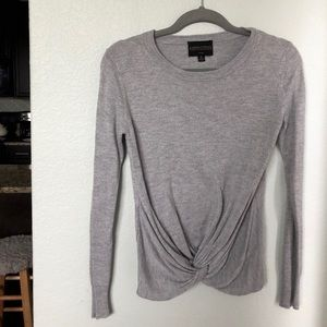 Twist-front Stitchfix Sweater
